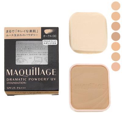 マキアージュ ドラマティックパウダリー UV (レフィル) オークル10 やや明るめの肌色 9.3g
