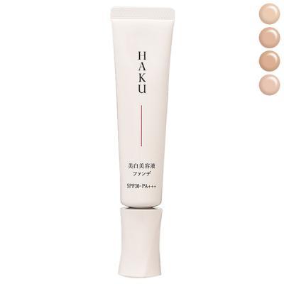 HAKU 薬用 美白美容液ファンデ オークル10 やや明るめの肌色 30g
